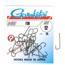 Гачок Gamakatsu F36 N12   25шт.