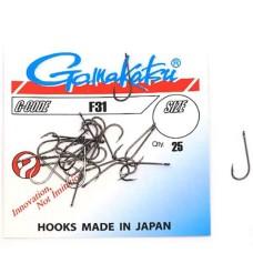 Гачок Gamakatsu F31 N6  25шт.