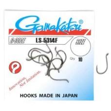Гачок Gamakatsu LS-5314F  №6  10шт