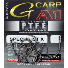Гачок Gamakatsu G-GARP A1 SPECIALIST №6  10шт.